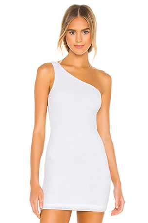 Peyton One Shoulder Dress