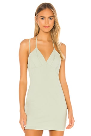 Nova Halter Mini Dress