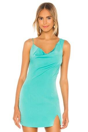 Kylie Mini Slip Dress