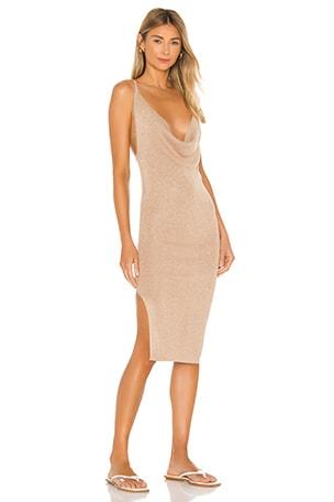 Sabrina Knit Midi Dress