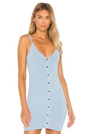 Jordana Snap Front Dress