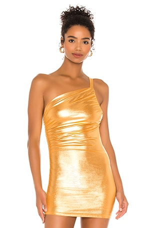 Elsa One Shoulder Dress