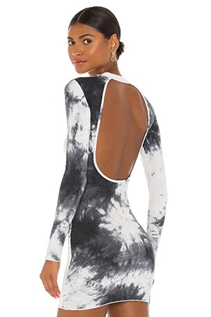 Ashanti Backless Dress