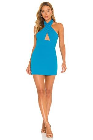 Grace Cross Front Dress