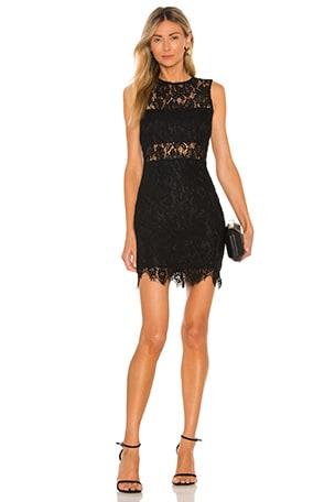 Suri Sleeveless Mini Dress