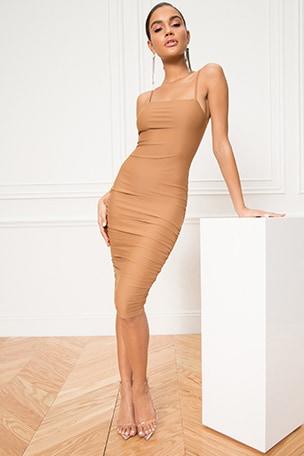 Yovanna Midi Dress