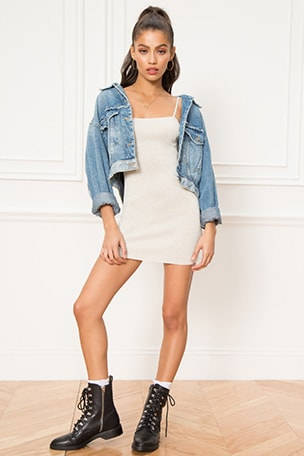 x REVOLVE Laurise Cami Dress