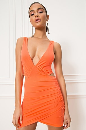 Clare Cut Out Dress