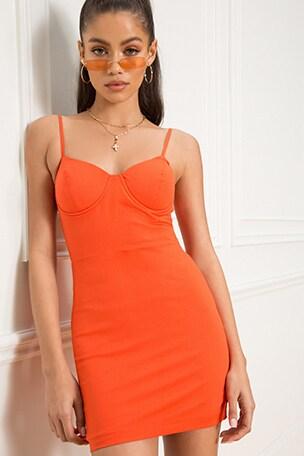 Virginia Bustier Dress