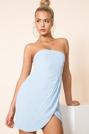 Rosalyn Tulip Dress