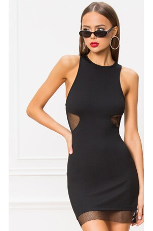 Michaela Cut Out Dress