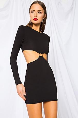 Lumina Cut Out Dress