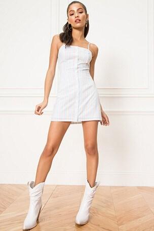 Blaire Button Up Dress