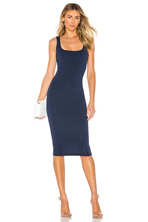 Carlina Square Neck Dress