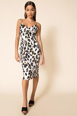 Fierra Midi Dress
