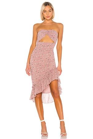 Dion Strapless Dress