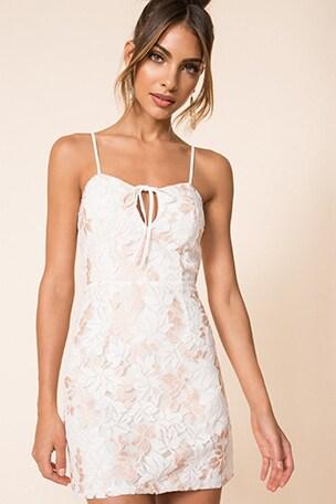 Lilia Lace Dress