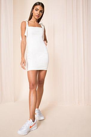 Siona Tie Strap Dress