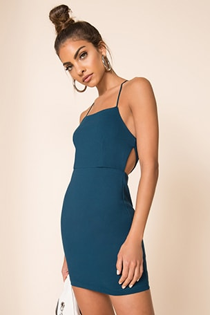 Colby Strappy Back Dress