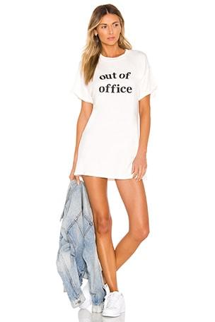 Audrey Vacay Tee Dress