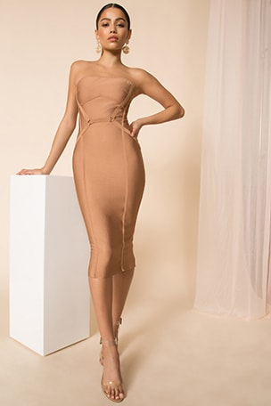 Hilda Bandage Dress