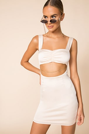 Rina Cut Out Dress