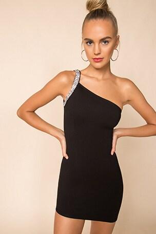 Alice One Shoulder Dress