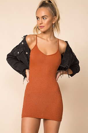Adrianna Sheer Mini Dress