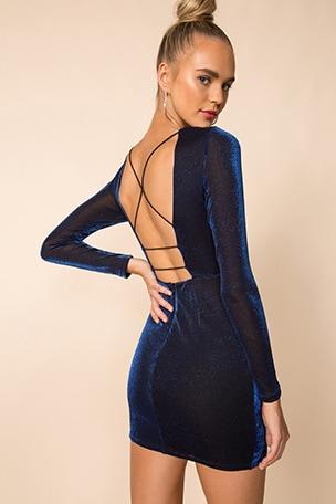 Julia Strappy Back Dress