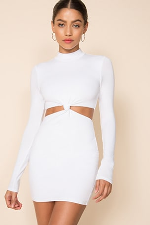 Joanna Cut Out Dress