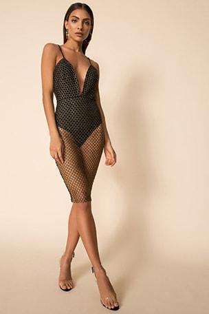 Kiaira Midi Dress