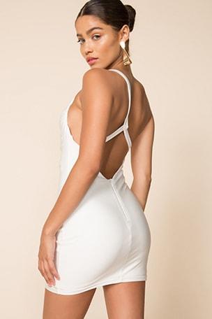 Elsa One Shoulder Dress