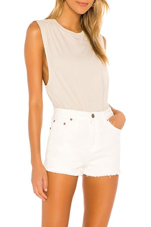 Kenny Distressed Short