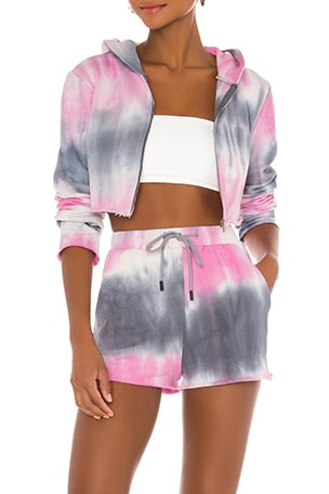 Charli Fleece Shorts