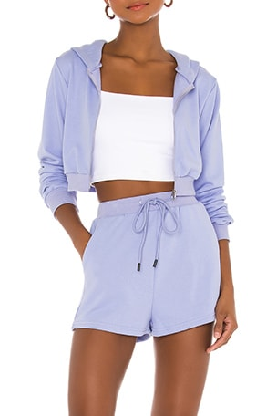 Danna Fleece Shorts