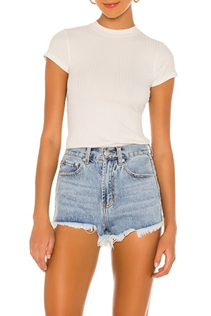 Jane Denim Short