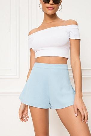 Amanda Flutter Shorts
