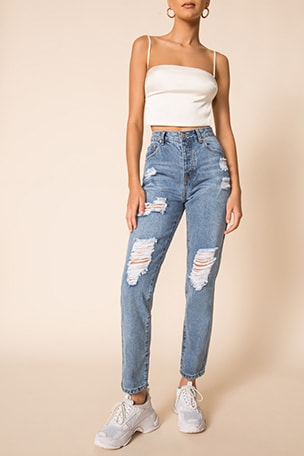 Miranda Distressed Jean