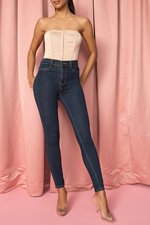 Giselle Skinny Jeans