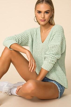 Christie Pullover Sweater