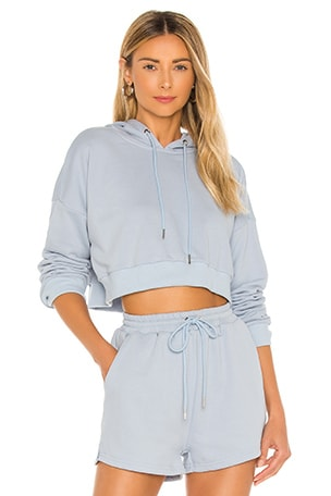 Malia Cropped Sweatshirt