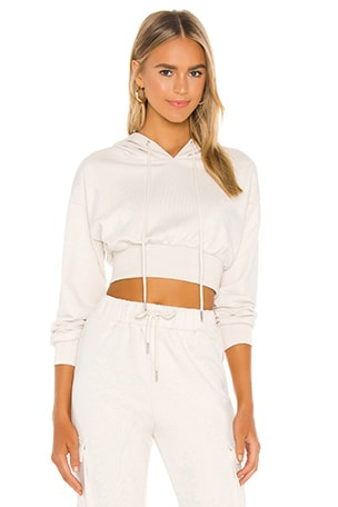 Angelia Cropped Sweatshirt