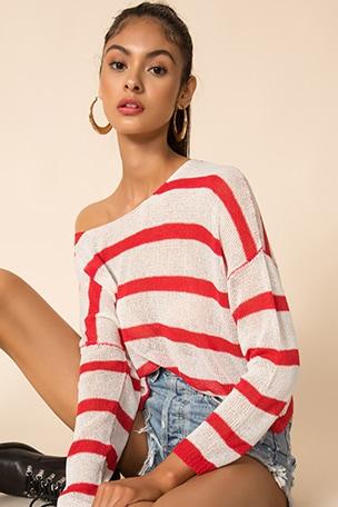 Adriana Knit Sweater