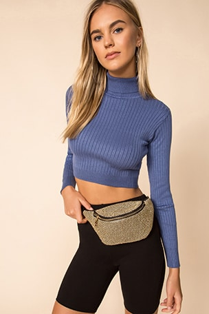 Averil Turtleneck Sweater
