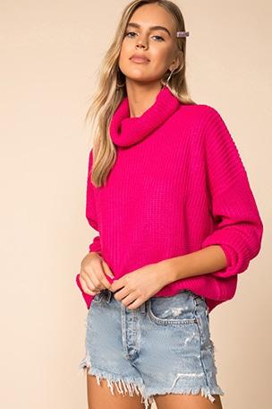 Lira Turtleneck Sweater
