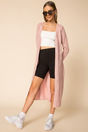 Lucy Long Cardigan