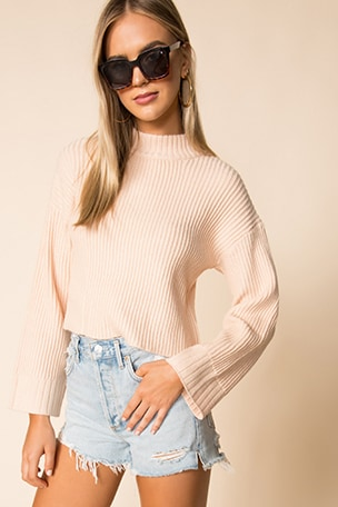 Rayla Cropped Sweater