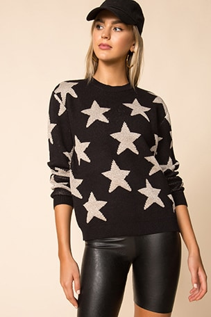 Rosabel Crew Neck Sweater