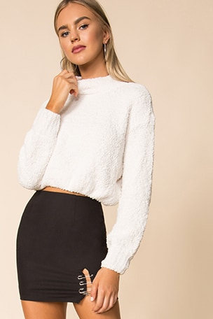 Gia Long Sleeve Sweater