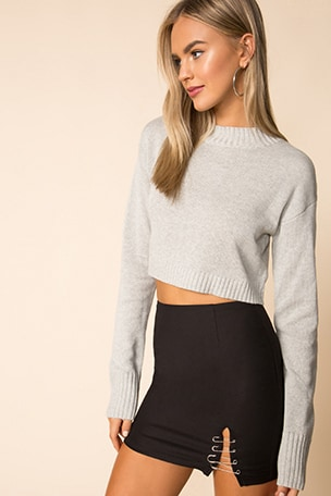 Darla Cuffed Sweater